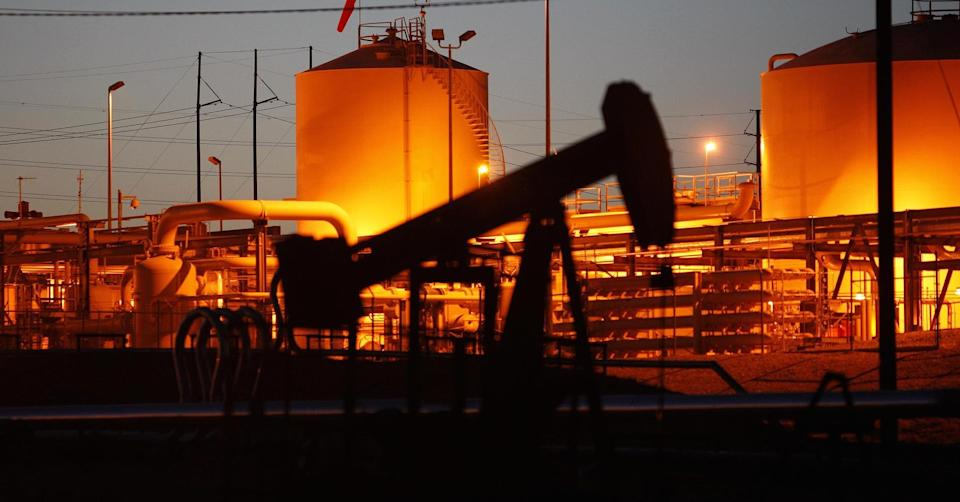 Is the oil price fall more than just a coincidence?
