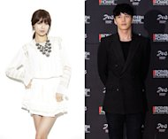 Sooyoung and Won Bin