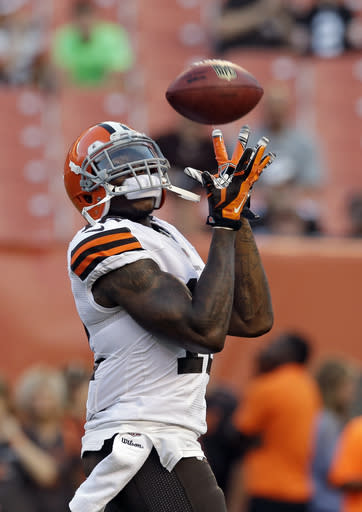 Browns' Gordon has suspension reduced to 10 games