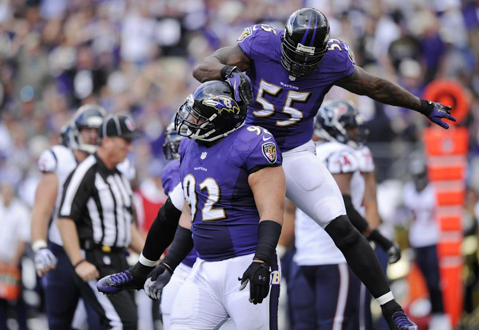 5 things to know from Ravens' 30-9 rout of Texans