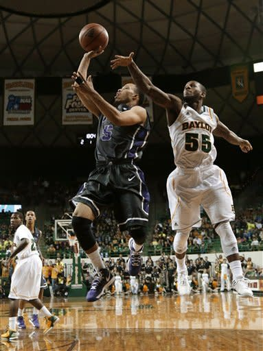 Baylor beats TCU 51-40 in 1st Big 12 meeting