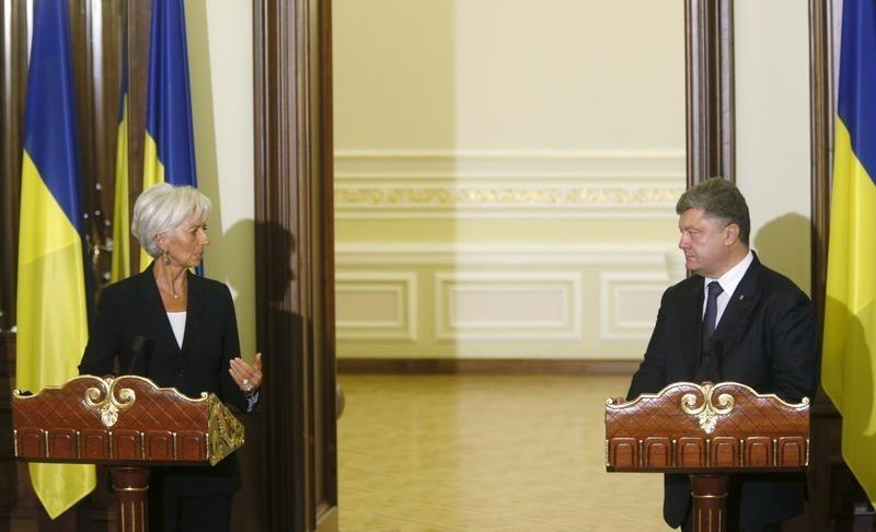 IMF secures reform commitment from Ukraine after bailout warning