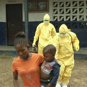 Ebola Puts Stress on Liberian Health Workers