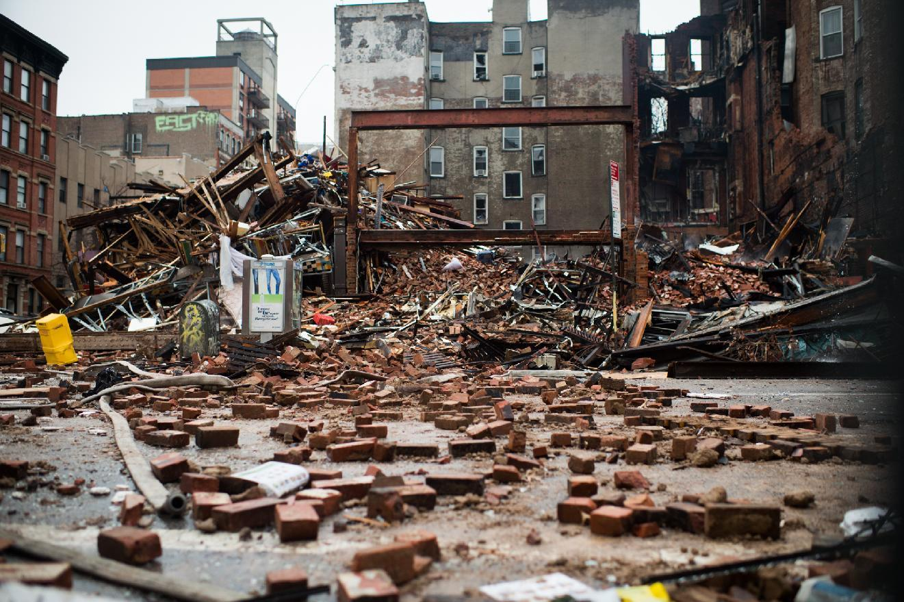 Utility found 'hazardous situation' months before NYC blast