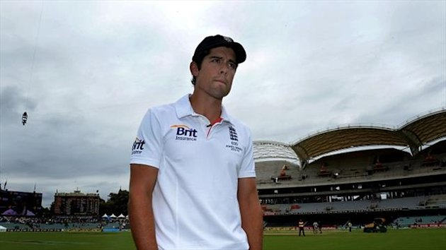 England captain Alastair Cook knows his players have not performed well enough