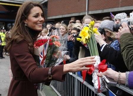 Kate Middleton podría tener un varón