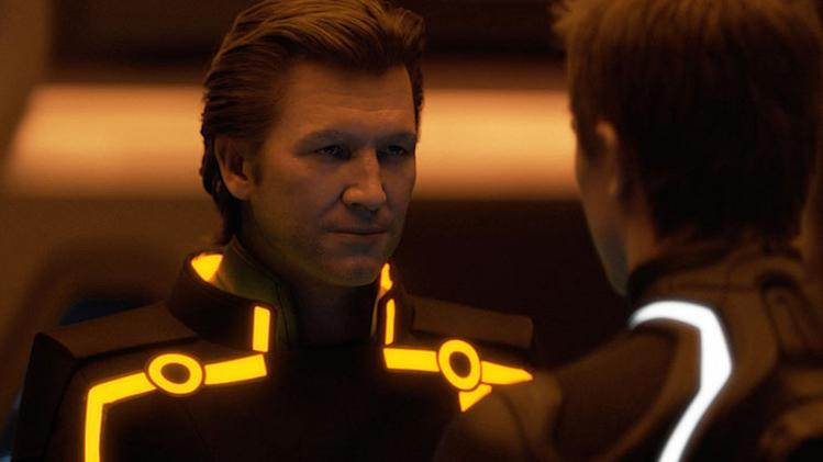 Tron Legacy Walt Disney Pictures 2010 Jeff Bridges
