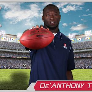 Virtual Rookie Card: De'Anthony Thomas