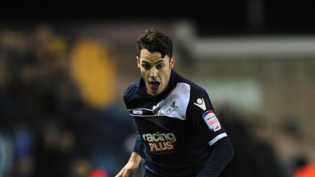 Adam Smith will remain on loan at Millwall until the end of the season