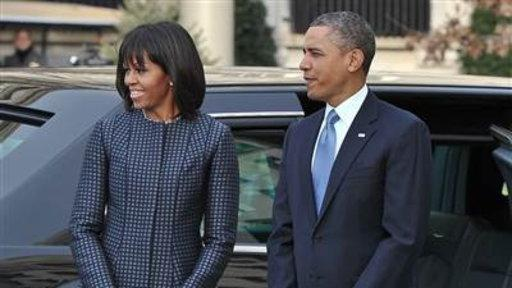 Michelle Obama's Chic Style Is 'Personal'