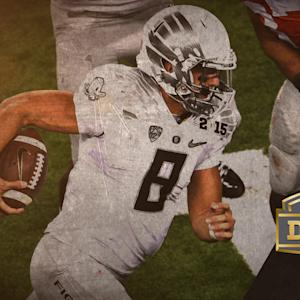 Ultimate Oregon Duck Marcus Mariota NFL Draft Highlight Reel