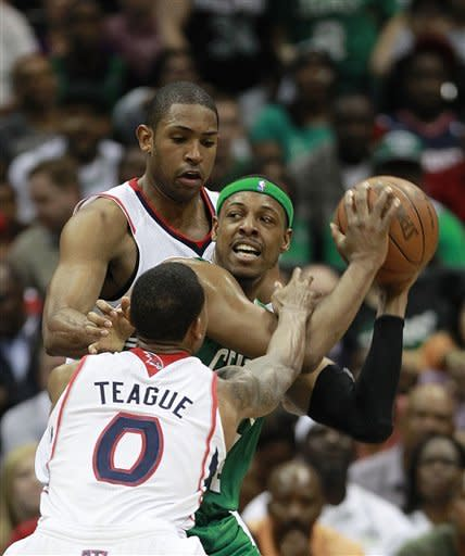 Horford, Hawks stay alive, beat Celtics 87-86