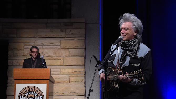 Country Music Hall Of Fame And Museum Presents Marty Stuart Interview With Scott Goldman During Americana Music Festival & Conference