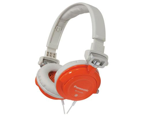 Panasonic Street DJ Monitoring Headphones