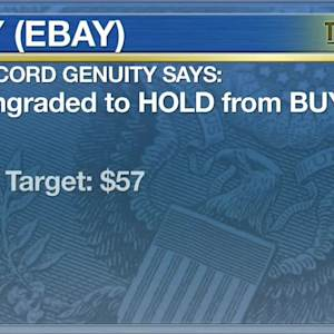 eBay Downgraded Despite Making the Right Move Spinning Off PayPal
