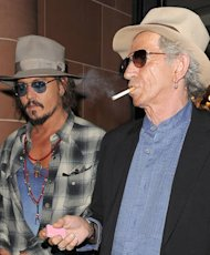 Johnny Depp asks Keith Richards to reprise Pirates role