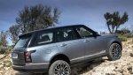 2013 Range Rover in Morocco