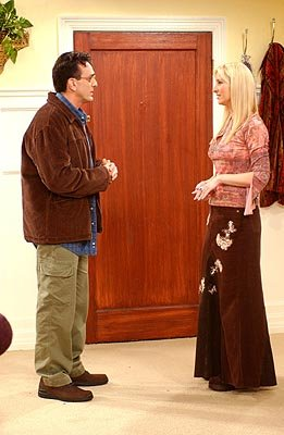 Hank Azaria and Lisa Kudrow in NBC's Friends