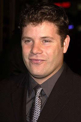 Sean Astin at the Hollywood premiere of New Line's The Lord of The Rings: The Fellowship of The Ring