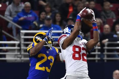 Fantasy football waiver wire, Week 17: Rueben Randle surprises with big game