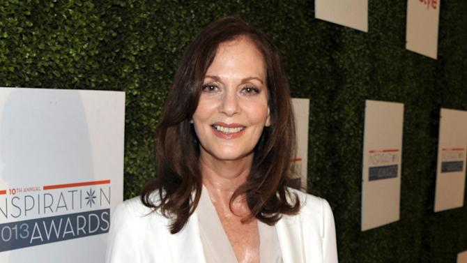 """FILE - In this May 31, 2013 file photo, actress Lesley Ann Warren arrives at the 10th Annual Inspiration Awards in Los Angeles. Warren, who starred in the 1965 television version of """"Cinderella"""" is slated to attend the Broadway production of """"Rodgers & Hammerstein's Cinderella"""" and join the cast during the curtain call for an encore performance of """"Ten Minutes Ago."""" (Photo by John Shearer/Invision/AP, File)"""
