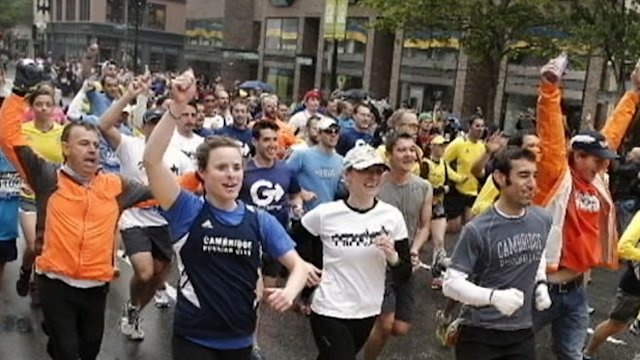 Final Mile: Thousands Remain Boston Strong and Finish Marathon
