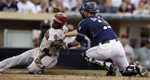 Diamondbacks hit 4 HRs in 8-5 win over Padres