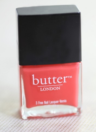 Butter London Nail Polish in Trout Pout