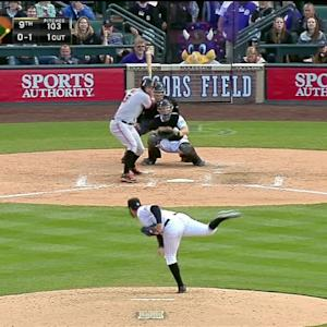 Belt's RBI double