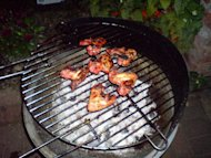 Charcoal BBQ