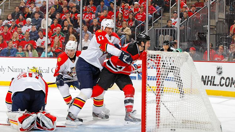 Florida Panthers v New Jersey Devils