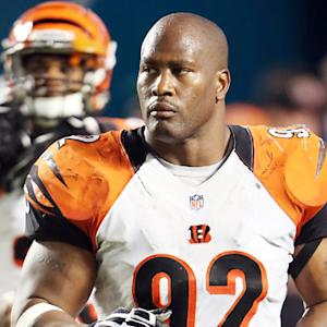 What is former Pittsburgh Steerlers linebacker James Harrison's legacy?