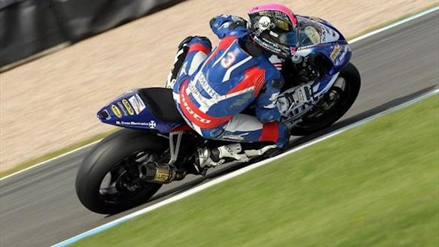 Donington BSB: McConnell aims for the Supersport double