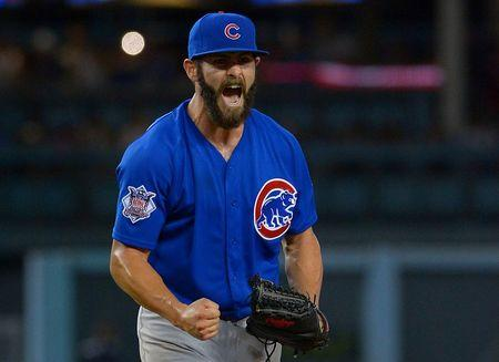 Arrieta dodges Dodgers' bats as Cubs ace no-hits LA