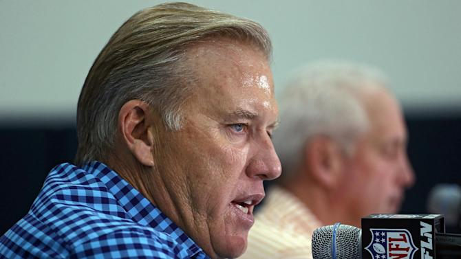 Elway, AFC champs continue roster makeover