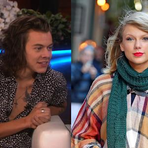 Did Harry Styles Send Taylor Swift 1,989 Roses?