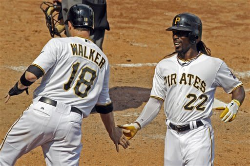 First-place Pirates beat Astros 6-4