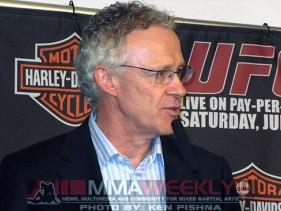 UFC's Tom Wright Says Overturning Cage Ban a Matter of When Not If in Victoria, Australia