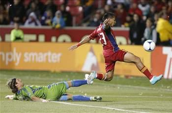 Real Salt Lake 0-1 Seattle Sounders FC: Seattle knocks out RSL