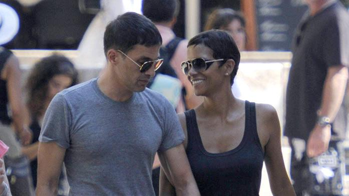 Olivier Martinez Halle Berry Spain