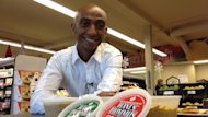 Yohannes Petros is the owner of Hanes Hummus