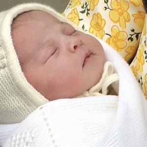 Royal Baby Charlotte Elizabeth Diana is Named After Three Family Members