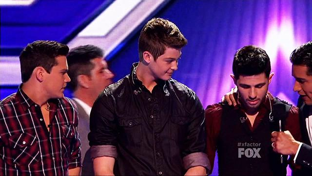 Shocking Elimination on 'X Factor'