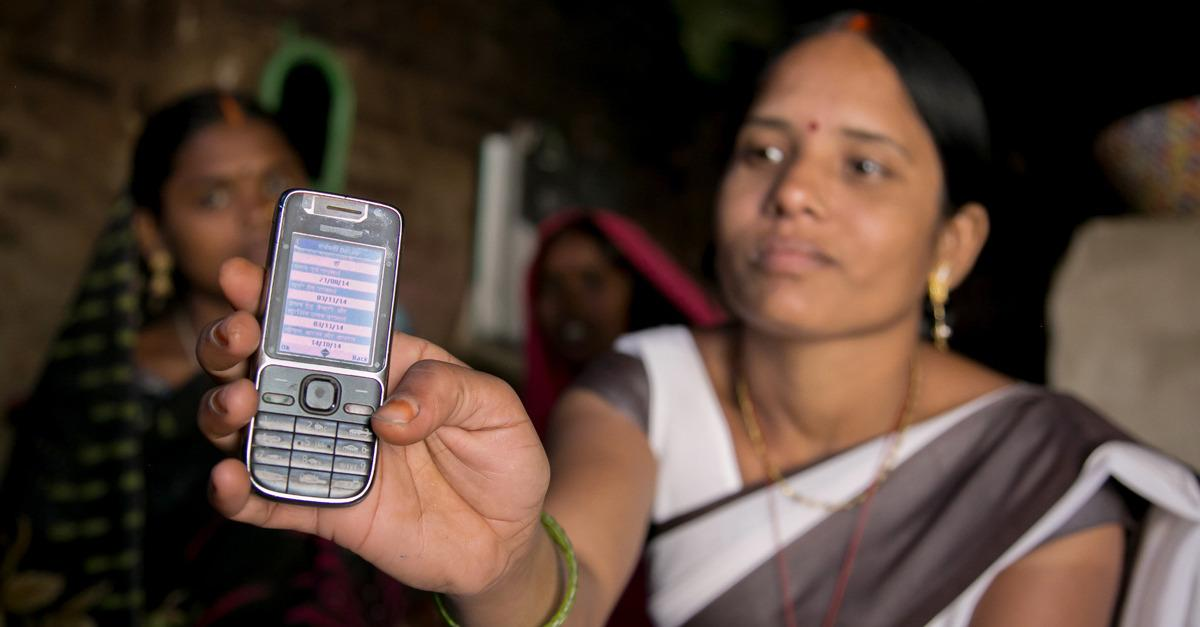 Mobile Apps Now Used to Guide Expectant Mothers