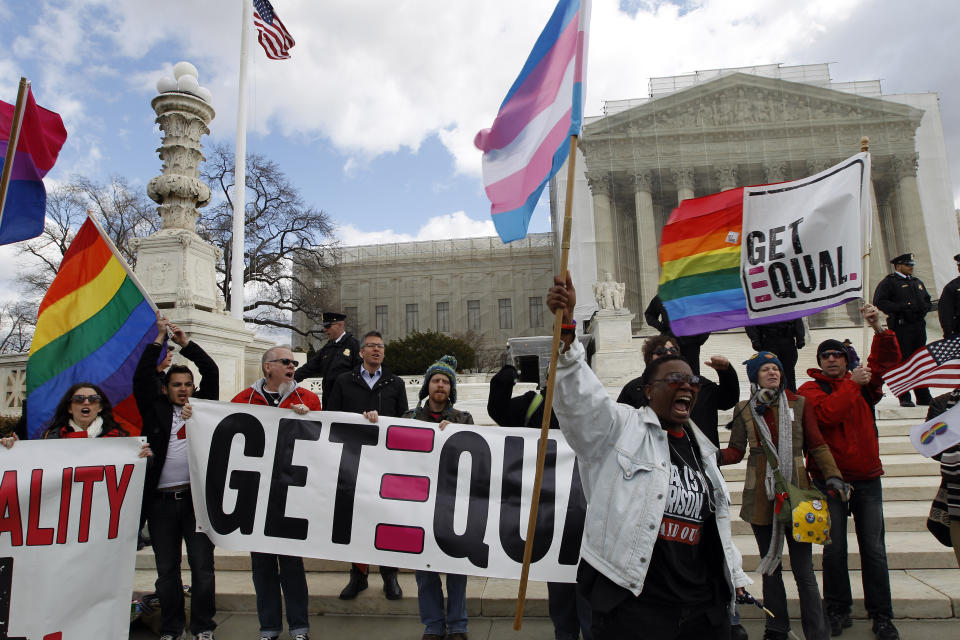 Same-sex ruling has employers tweaking benefits