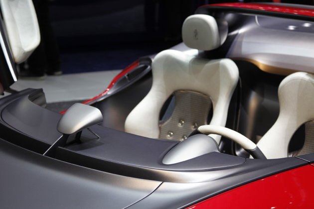 Pininfarina Sergio concept roadster