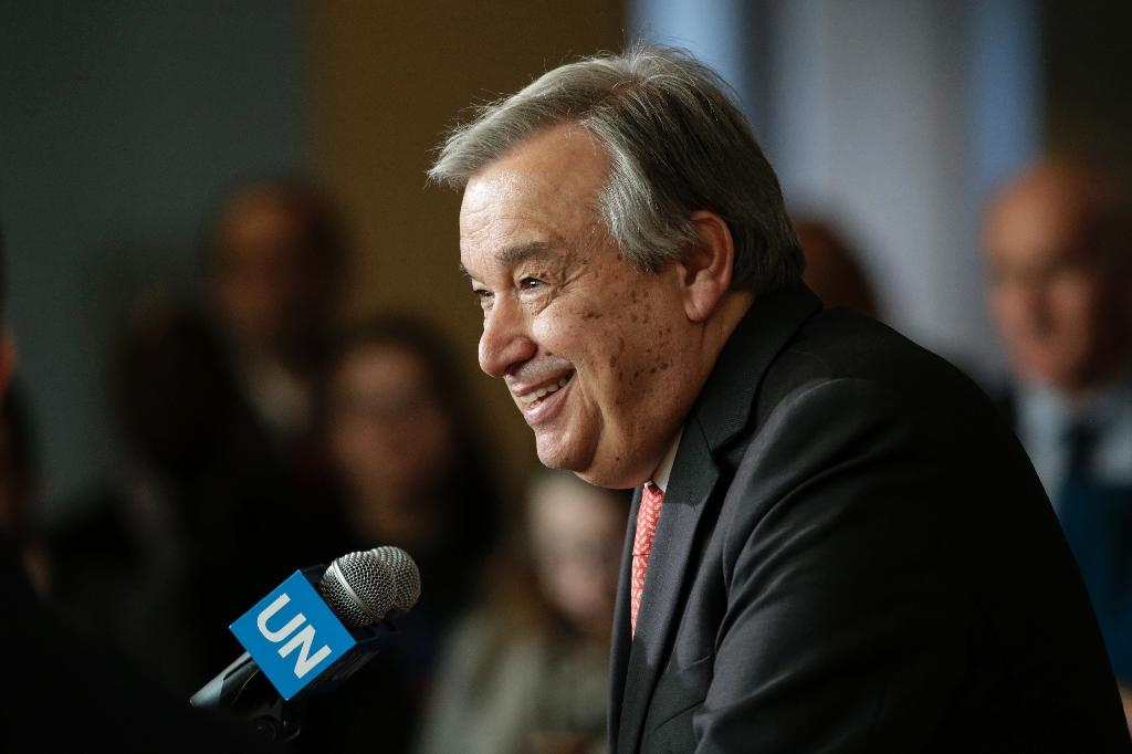 Portugal's Guterres still leads race to be UN chief