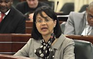 WANTING: Tina Joemat- Pettersson has been accused of mismanagement, cadre deployment and corruption while in charge of the  agriculture, forestry and fisheries department. Picture: TREVOR SAMSON