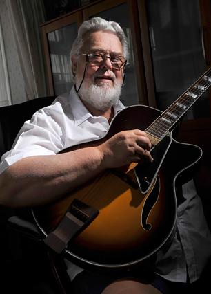Guitarist Big Jim Sullivan Dead at 71