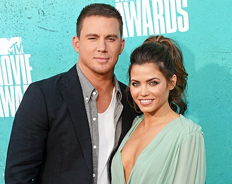 Channing Tatum: My Wife Jenna's …